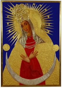 Остробрамская икона Божией Матери во граде Киеве